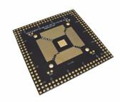 QFP100 LQFP128 TQFP144 TQFP160 TQFP176 SMD to DIP Prototyping Breakout Board GP
