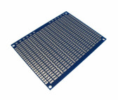 7x9cm Single Side Prototype Board Perforated 2.54mm Breadboard Power line