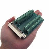 68-Pin SCSI68 Male Signals Breakout Board Module Compact Size servo drive motor