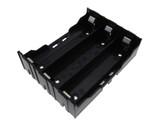 3x18650 Li-ion Rechargeable Battery Holder PC Pin