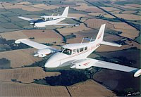 Piper PA-30  39 twin comanche service maintenance manual library