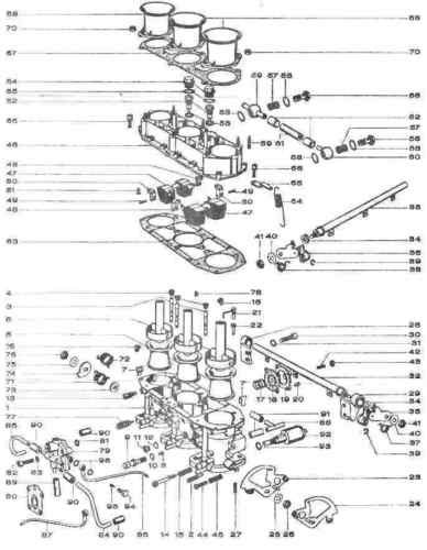 Rupp xenoah engine parts manual 250 340 440 LQ