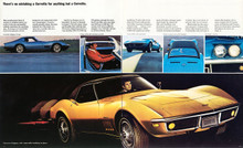 Chevrolet Corvette master parts and service repair manual 1969