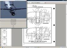 Cessna 337 service maintenance manual set + engine 1965 -1972