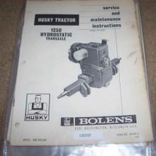 Eaton transaxle hydrostatic repair manual 7 bolens wheel horse