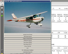Cessna 150 service maintenance manual set n engine 1959 to 1976 manuals