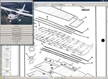 Cessna 172 R S service manual 1996 and on manuals updated w current FAA A/Ds