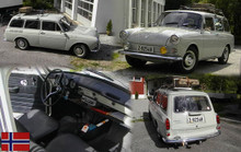 VW GHIA Owners manual most years
