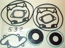 Rotax 532 overhaul gasket n seal kit RTX532FGK