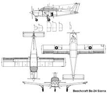 Beechcraft Sundowner Sierra Service repair maintenance