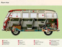 VW bus transporter service manual