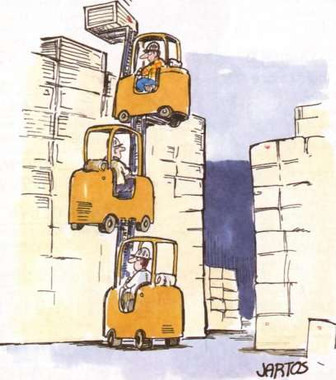 Fork lift service n repair manual collection on CD