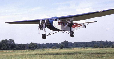 Ford trimotor aircraft 1929 operators manual tri motor download