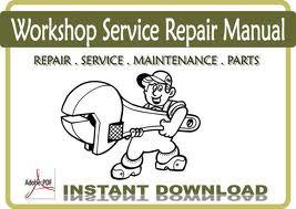 Bobcat 442 mini excavator service manual download