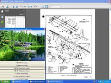 Cessna 180 service repair maintenance manual set n engine overhaul manuals  D2067-1-13
