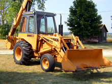 Case 580B 580 B CK loader backhoe tractor service manual