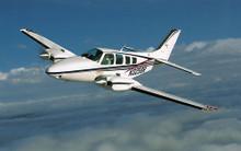Beechcraft Baron aircraft Service maintenance and parts manual library B55 B58 B56