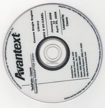 Cessna single engine maintenance library serivce repair manuals Avantext