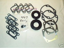 Rotax 447 aircraft engine full overhaul gasket seal kit