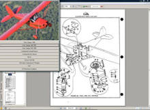 Cessna 120 140 maintenance service repair parts manual