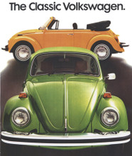 VW Beetle bug Owners manual any year
