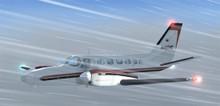 Cessna 441 service maintenance  manual conquest conquest II D2518-15-13 w A/ds