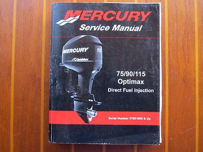 mercury optimax 115 service manual