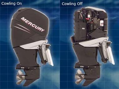 Mercury Verado outboard motor service repair manual 200 - 275