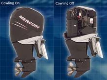 Mercury Verado outboard motor service manual 200 - 275