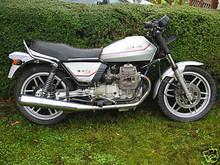 Moto Guzzi V35 V50 V65 shop repair service  manual