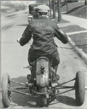 Harley Knucklehead Motorcycle service repair 1940 - 1947 Big Twin manual