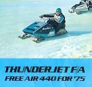 1973 sno jet thunderjet snowmobile parts manual all models