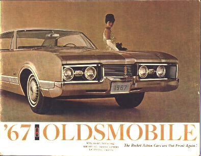 Tools & Equipment 1967 Oldsmobile 98 88 442 Cutlass F85 Shop ...