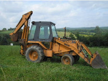 Case 580c 580 C loader backhoe tractor service manual