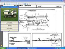 Bolens duratrac tractor service repair manual 1988 - 1993 5117 5118 5120 GT1800 GT2000