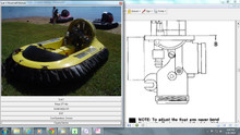 Scat hovercraft service repair parts owners manuals hovercraft
