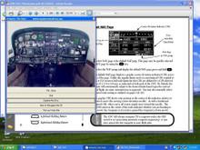 King bendix allied signal avionics installation manual KLN-89 KLN89B r-nav