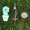 HOTI Hemp Handmade Pretty Filigree Dragonfly Insect Bug Pewter Antique Silver Roach Clip Dangling Metal Women's Ladies Woman Her Unisex Men's Man Charm Handcrafted Made in Toronto Made in Ontario Made in Canada Charming Collection Marijuana Weed 420 Alligator Clips Blunt Joint Holder Mary Jane Pot Cannabis Clip It Dope Gifts Stoner Gift Toronto Ontario Canada Canadian