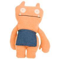 Uglydoll Wage Orange Classic Ugly 2004 1001-1 Soft Plush Stuffed Toy Doll