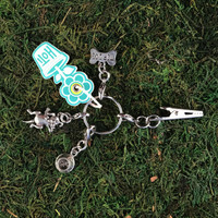 HOTI Handmade Top Dog Keyfinder Keychain Roach Clip Key Chain Movable Puppy Bone Dogs Dish Bowl Paw Print Antique Silver Pewter Metal Charm Ladies Womens Mens Unisex Charms Charming Collection Made in Canada Hand Crafted Made in Toronto Made in Ontario Lobster Clasps Clip 420 Cannabis Accessory Marijuana 420 Weed Pot Accessories Clip-It Alligator Clip Lobster Claw Clasps Toronto Ontario Canada Canadian