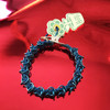 HOTI Hemp Handmade Turquoise Blue Brass Chain Link Maille Ladies Womens Chainmaille Linked Chains Bracelet Made in Canada Hand Crafted Made in Toronto Made in Ontario Celtic Medieval Valentine Halloween Clip-It 420 Marijuana Cannabis Alligator Clip Clasp Roach Clip Rock Toronto Ontario Canada