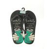 Be As You Are Beauty in the Eye of the Beerholder Mens Flip Flops Thong Men's Sandals Beer Can Shoes