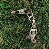 HOTI Hemp Handmade Mermaid Pewter Underwater Fantasy Antique Silver Roach Clip Dangling Metal Women's Ladies Woman Her Unisex Men's Man Charm Handcrafted Made in Toronto Made in Ontario Made in Canada Charming Collection Marijuana Weed 420 Alligator Clips Mary Jane Pot Cannabis Clip It Dope Gifts Stoner Gift Toronto Ontario Canada Canadian