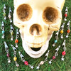 HOTI Hemp Handmade Pink Turquoise Blue Orange Yellow White Purple Green Agate Stone Skull Star Metal Bead Semi Precious Antique Silver Roach Clip Collection Dangling Metal Women's Ladies Woman Her Unisex Men's Man Charm Handcrafted Made in Toronto Made in Ontario Made in Canada Charming Collection Marijuana Weed 420 Alligator Clips Mary Jane Pot Cannabis Clip It Dope Gifts Stoner Gift Toronto Ontario Canada Canadian
