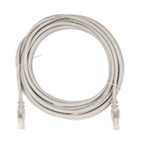 5m RJ45 Cat5e Cable Grey Snagless