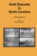 Gold Deposits in North Carolina