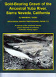 Gold-Bearing Gravel of the Ancestral Yuba River Sierra Nevada California