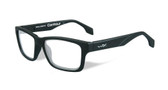 Wiley-X Contour Optical Eyeglass Collection in Matte-Black (WSCON01) :: Rx Progressive