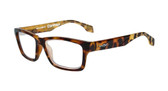 Wiley-X Contour Optical Eyeglass Collection in Gloss-Brown-Demi (WSCON04) :: Rx Progressive