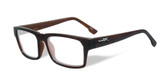 Wiley-X Profile Optical Eyeglass Collection in Matte-Hickory-Brown (WSPRF03) :: Rx Progressive